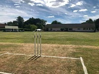 Cricket ground and club house