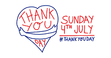 Thank you day 4 July 2021