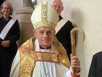 Trevor Willmott Assistant Bishop